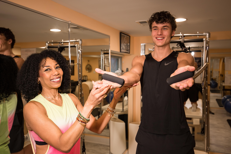 Upper Body Pilates